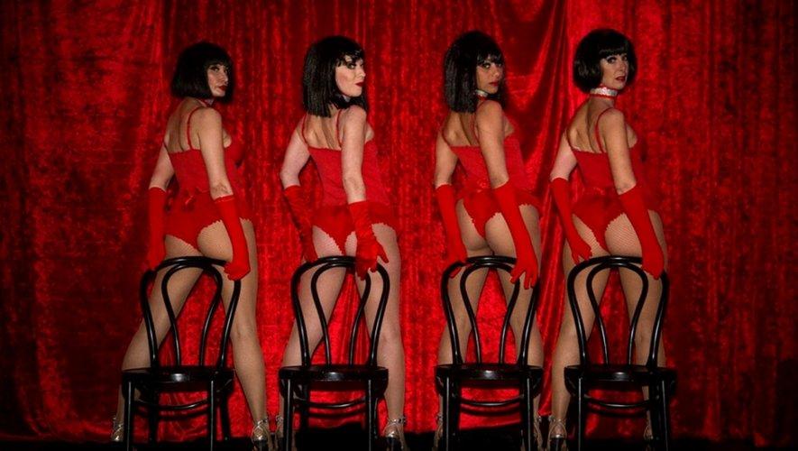 Le Crazy cabaret se produit à Luc samedi