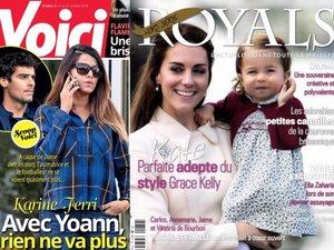 Karine Ferri avec Yoann..., Kate Middleton style Grace Kelly, Cécile de France quadra épanouie, Obama Blues…