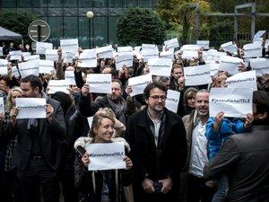 Blocage total à iTELE après cinq jours de grève
