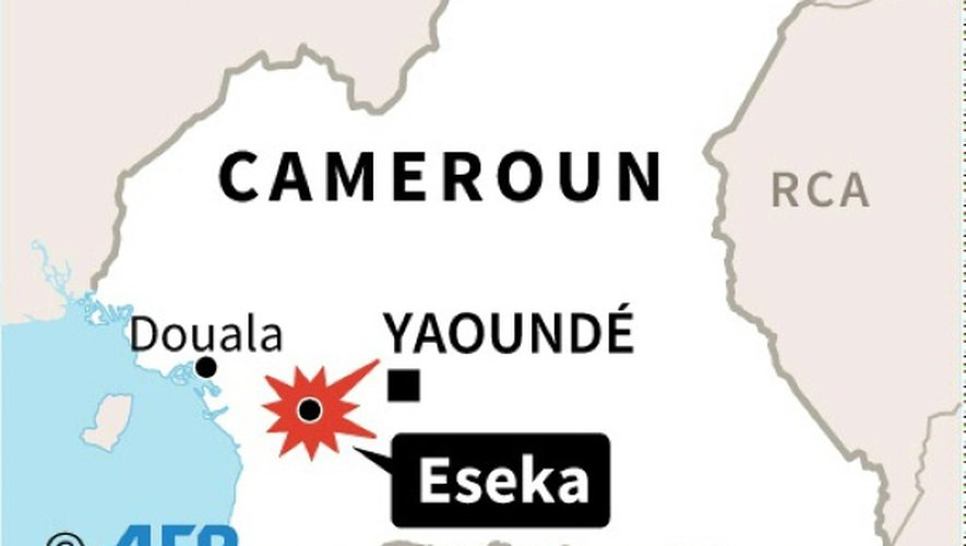 Cameroun : accident de train