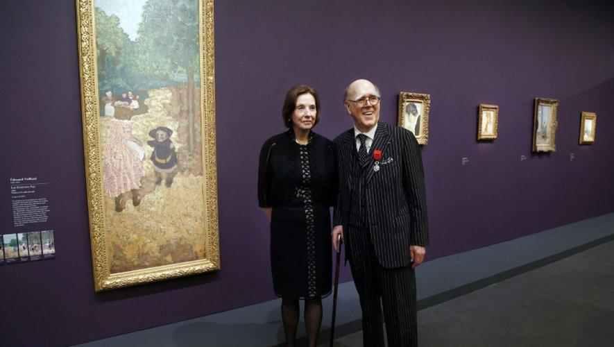Un couple d'Américains fait un don exceptionnel d'oeuvres au Musée d'Orsay