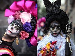 Halloween 2016 : Maquillage, déguisement, nouvelles belles idées par ici