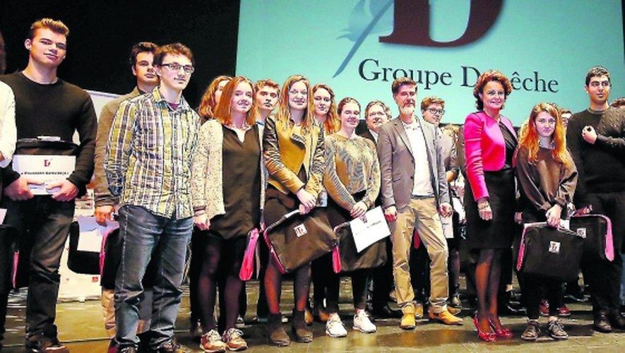 Les 50 nouveaux lauréats de la Fondation Groupe Dépêche sont cette année issus de la région Occitanie.
