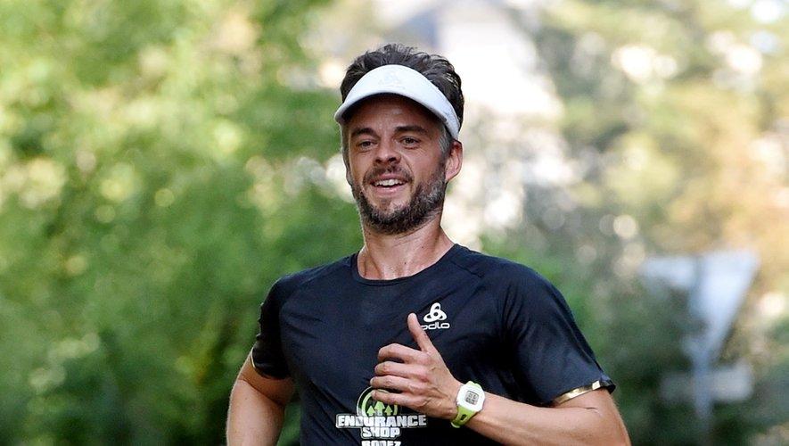 Romain Fayel aura le privilège d'accéder au « sas élite » au côté des coureurs des hauts plateaux.