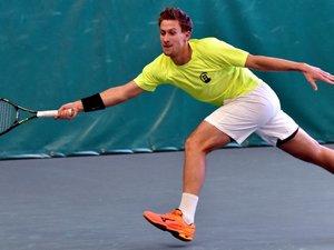 Tennis : Maxime Authom roi de Rodez