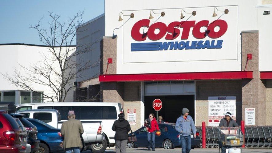 Un magasin Costco à Woodbridge, en Virginie