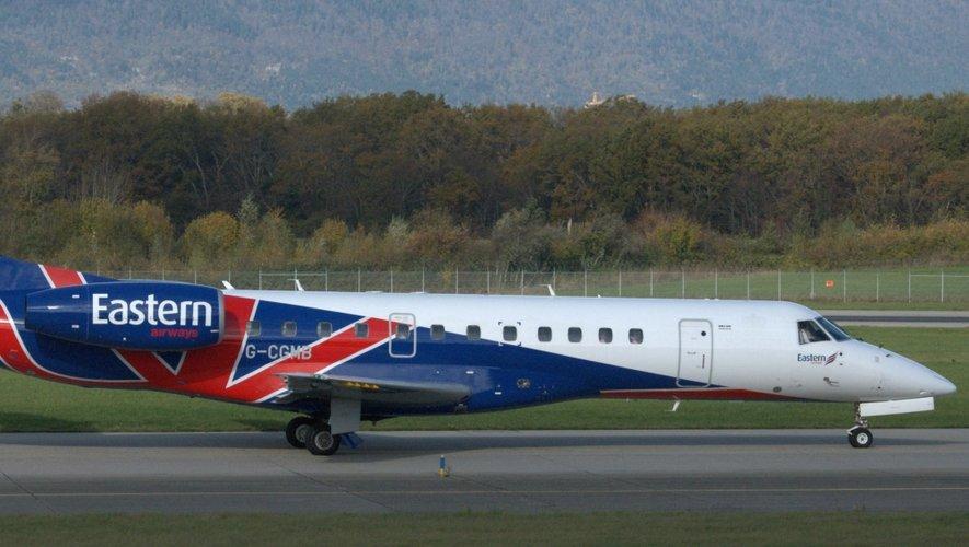 Eastern Airways assurera les trois aller-retours par jour aux mêmes horaires que Hop!.