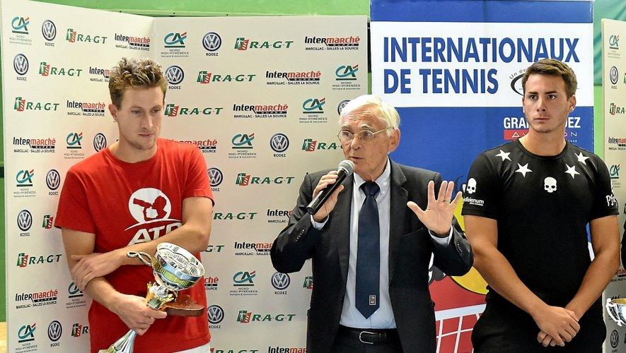 «On reste à ce niveau (25 000 $ + hébergement) l'an prochain», a annoncé samedi le directeur du tournoi, Jean-Jacques Crognier.