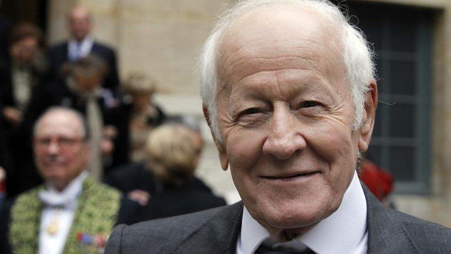 Jacques Chancel, grande voix de la radio et de la télé, est mort