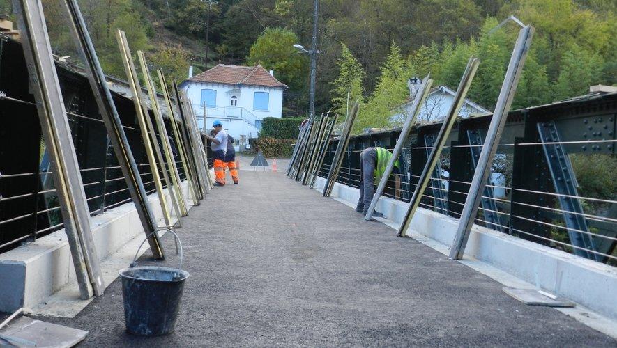 A Villefranche, le pont de la Gasse rouvre ce soir