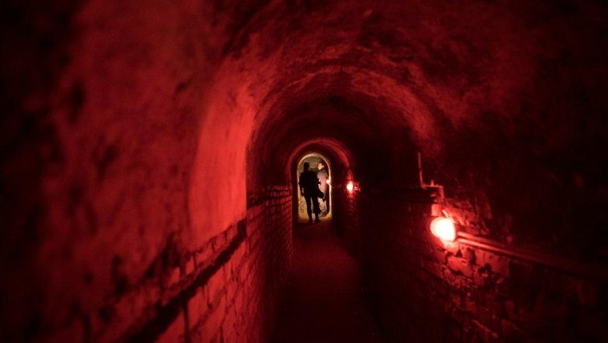 Des catacombes du 13e siècle à Vienne, capitale du tourisme macabre, le 19 octobre 2016