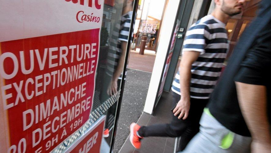 Dans les galeries marchandes des centres commerciaux, les chalands se sont faits rares ces derniers jours.