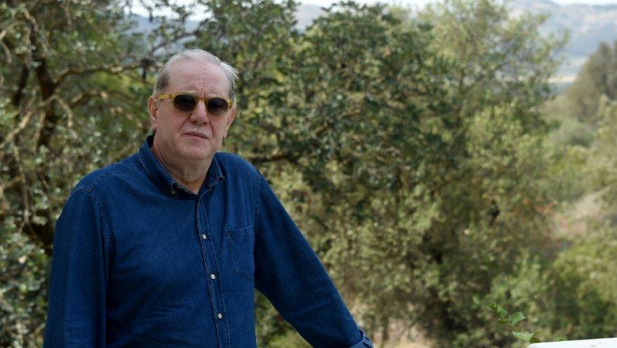 Ben Cheikh, président de la Chambre syndicale des producteurs de boissons alcoolisés, dans son domaine de Neferis, le 16 septembre 2016
