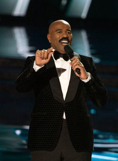 L'acteur, humoriste et animateur Steve Harvey, présentateur de la cérémonie de Miss Univers, à l'origine de la bourde annoncée en direct devant des millions de télespectateurs, le 20 décembre 2015
