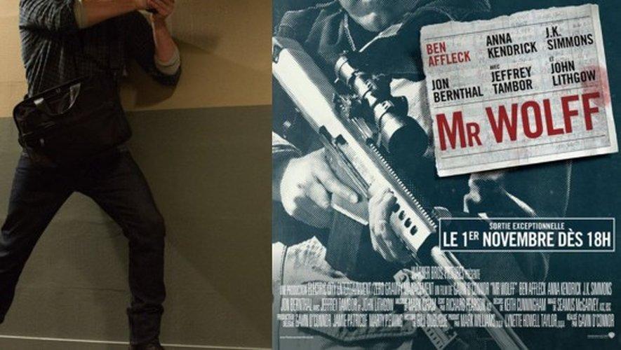 Ben Affleck dans Mr Wolff de Gavin O'Connor