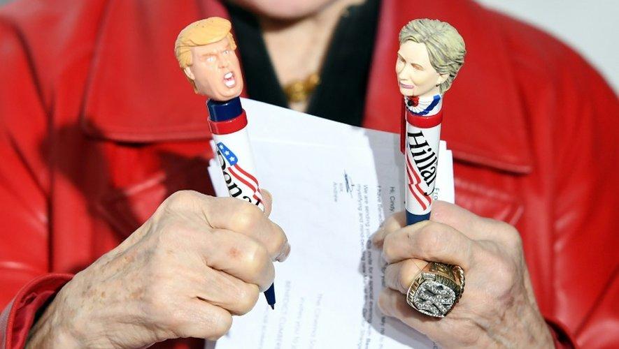 Une enquête ABC-Washington Post donne le candidat républicain pour la première fois en tête depuis le mois de mai, avec 46% des intentions de vote, contre 45% à Mme Clinton.