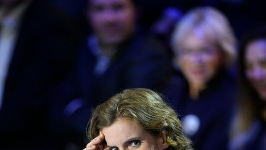 La candidate à la primaire de la droite Nathalie Kosciusko-Morizet, salle Wagram à Paris, le 3 novembre 2016