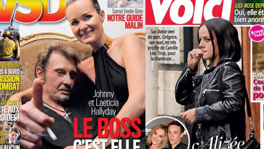 Johnny Interdit, Danger pour Alizée, Lily-Rose le phénomène, Noël 2016…