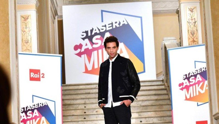 Mika star TV de novembre : concert en France et one man show en Italie