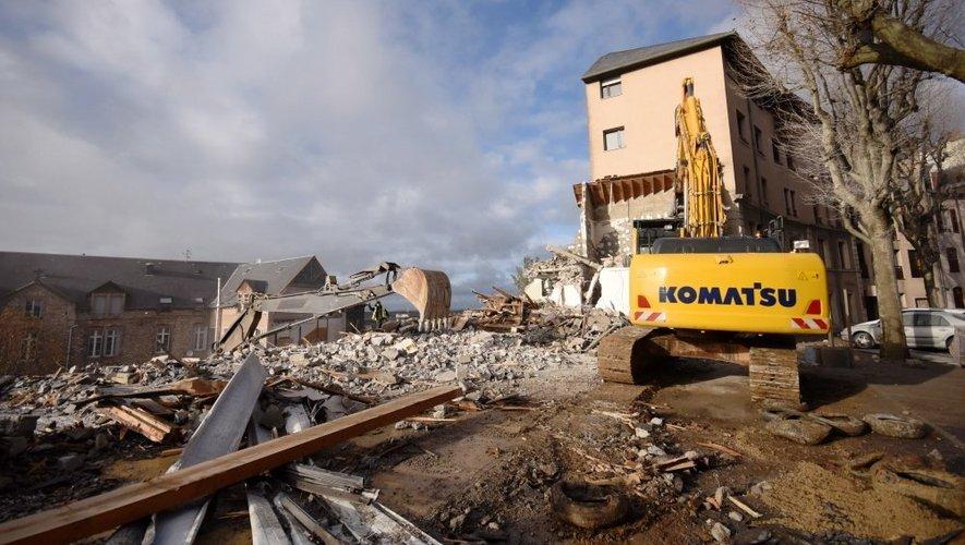 Les bâtiments attenants à la chapelle du boulevard d'Estourmel à Rodez vont laisser place à un programme immobilier de 90 logements.