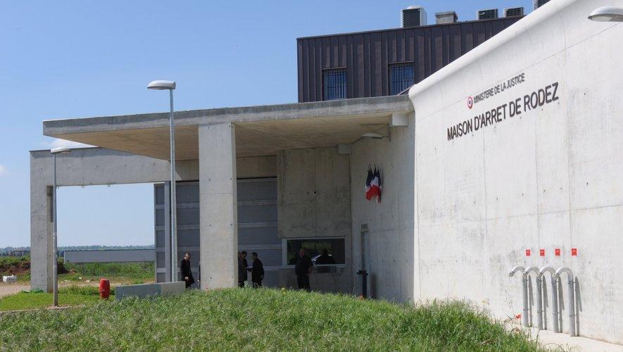 La jeune femme a été incarcérée à la maison d'arrêt de Rodez.