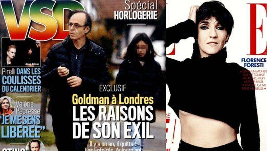 Goldman à Londres, Florence Foresti et l'humour, Adjani de retour au ciné…