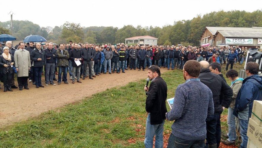 Après la récente mobilisation début novembre, les agriculteurs se donnent rendez-vous aujourd'hui à Montauban.