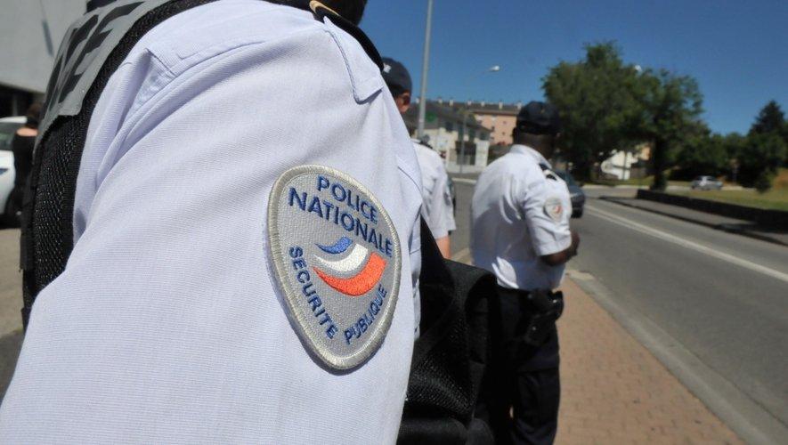 Prévenus par le jeune homme, les policiers sont venus le cueillir sur l'aire de Sévérac d'Aveyron.