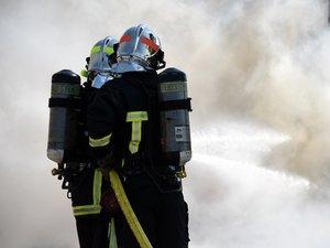 Les pompiers de Rodez sont intervenus.