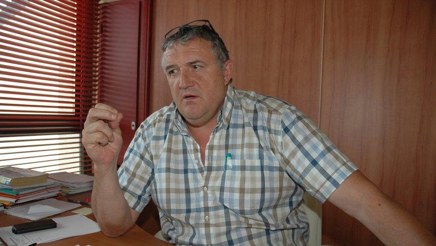 Jacques Barbezange est aux commandes de la commune depuis les dernières élections municipales en 2014.