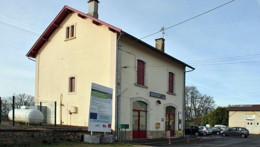 L'accident s'est produit 500 m avant la gare de Carcenac-Peyralès.