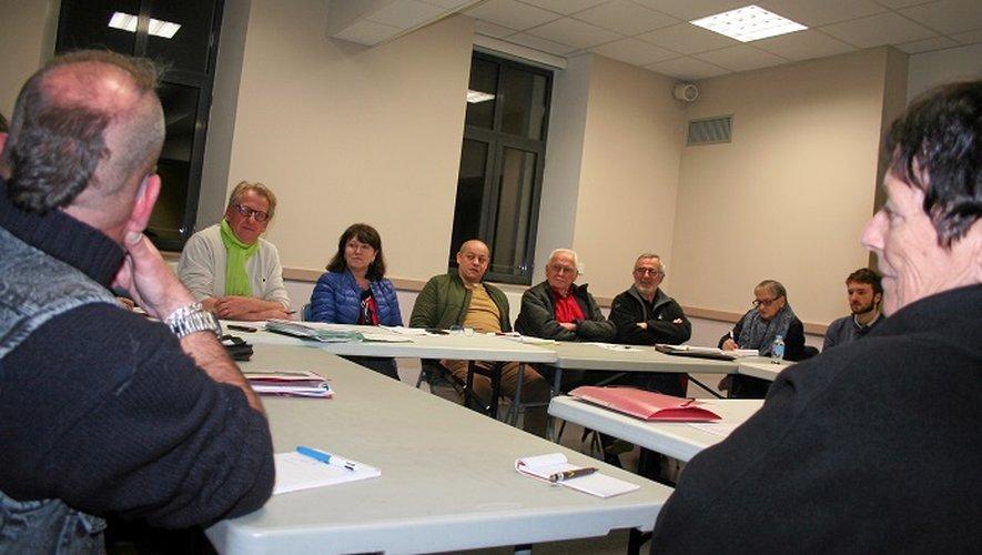 Une journée de formation et d'information, samedi, pour les représentants des huit comités.