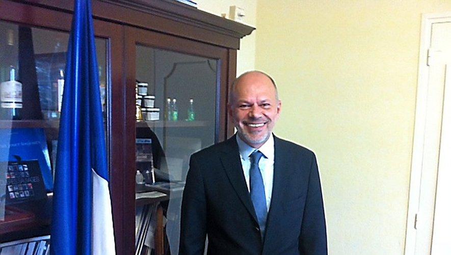 Yves Censi, député et organisateur de ces primaires en Aveyron, au titre de  président  départemental chez  Les Républicains.