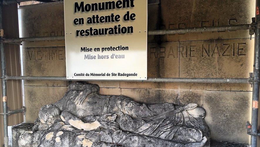 Il faut sauver le Mémorial de Sainte-Radegonde