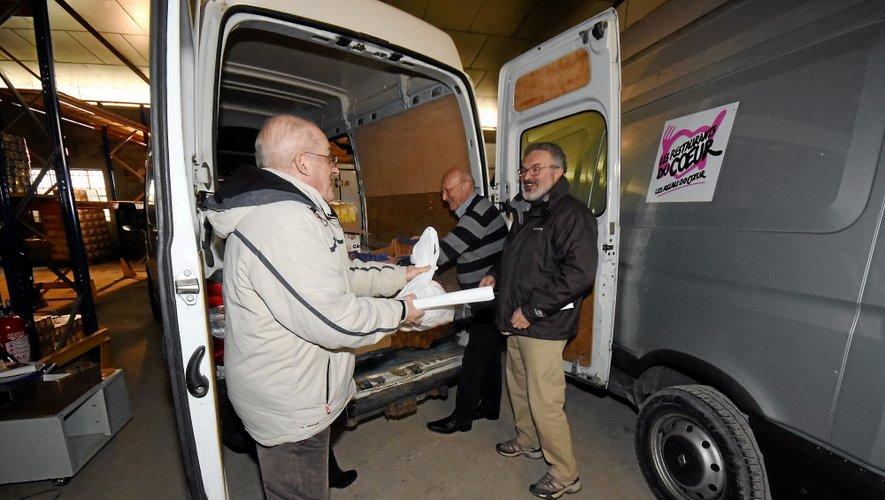 Les bénévoles des Restos organisent leur grand quine aujourd'hui à 14 h à Rodez.