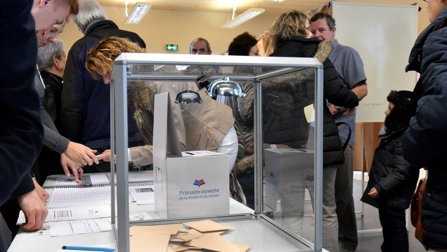 En Aveyron comme en France où plus de 2,5 millions de votants s'étaient rendus dans 70% des bureaux à 17 heures, la participation atteint des records.