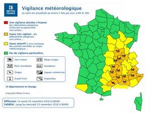 Pluie et inondations en Aveyron : le Haut-Tarn reste en alerte