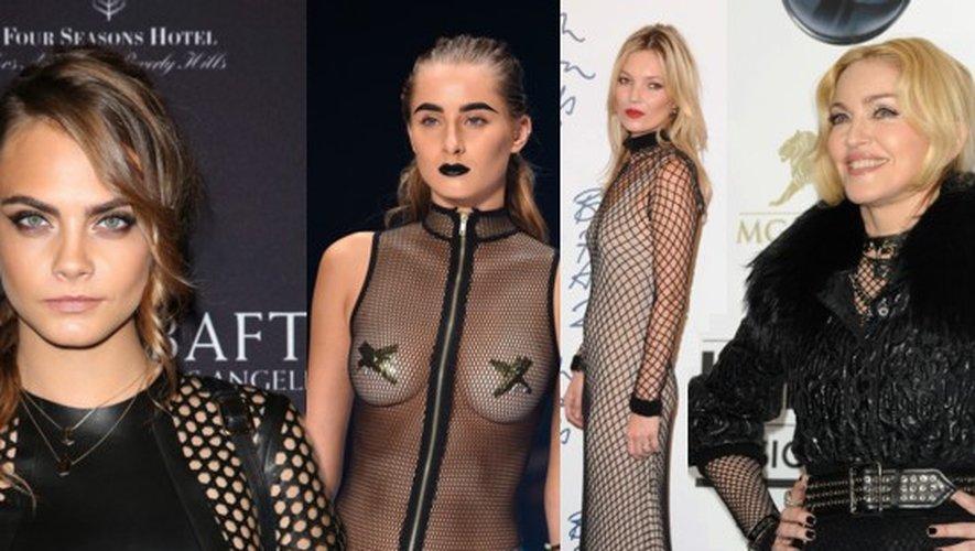 Cara Delevingne, We Are handsome, Kate Moss, Madonna