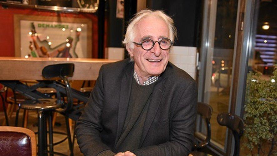 A l'aube de sa nouvelle vie de retraité, Pierre Foucault multiplie les projets autour du théâtre. Une «aventure» de plus pour le dynamique chef d'entreprise.