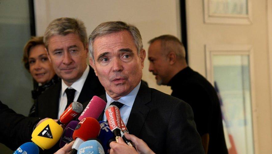 Bernard Accoyer le 29 novembre 2016 à Paris