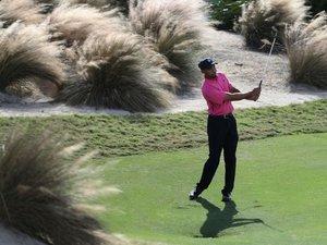 Golf: Tiger Woods revient de loin
