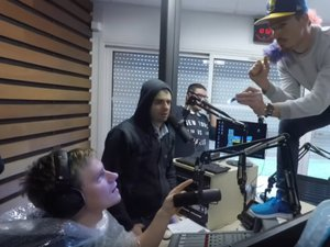 "Radio Totem fait son ""Mannequin Challenge"""