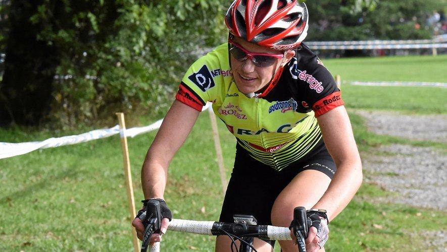 Pauline Sabin-Teyssèdre, championne du monde de cyclo-cross