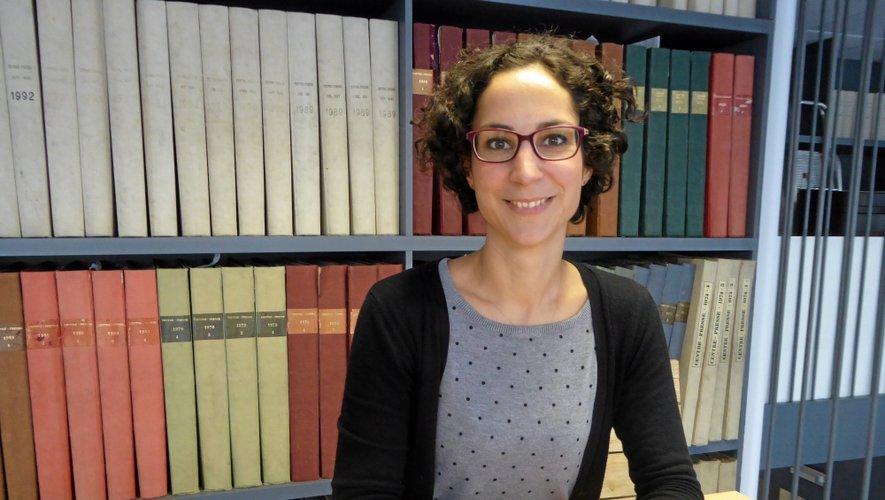 Amélie Mouly prendra sa fonction de présidente le 1er janvier