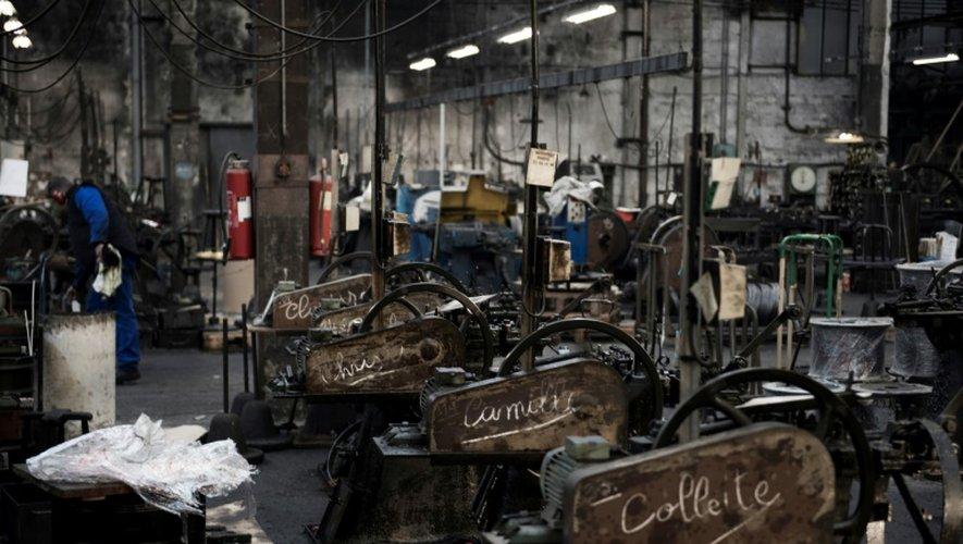 Pour mieux les distinguer, les machines ont été crayées de prénoms féminins un brin désuets: Antoinette, Bécassine, Francine, Huguette...