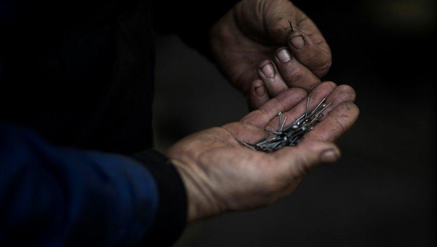 La qualité, et surtout la spécificité des 2.800 types de clous Rivierre font qu'ils sont aujourd'hui recherchés et exportés dans le monde entier