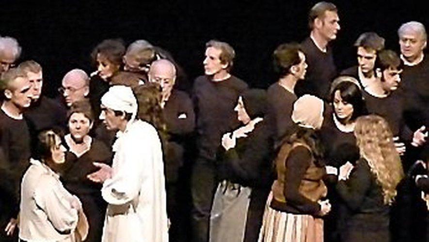 Théâtre : « Qui a tué Fualdès ? », encore une fois à guichet fermé