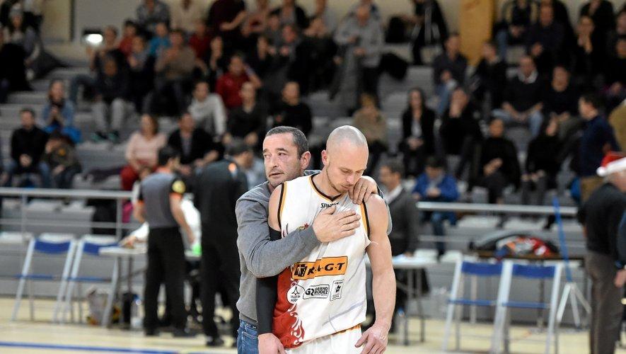 Basket - Srab : Rodez, rien ne va plus...