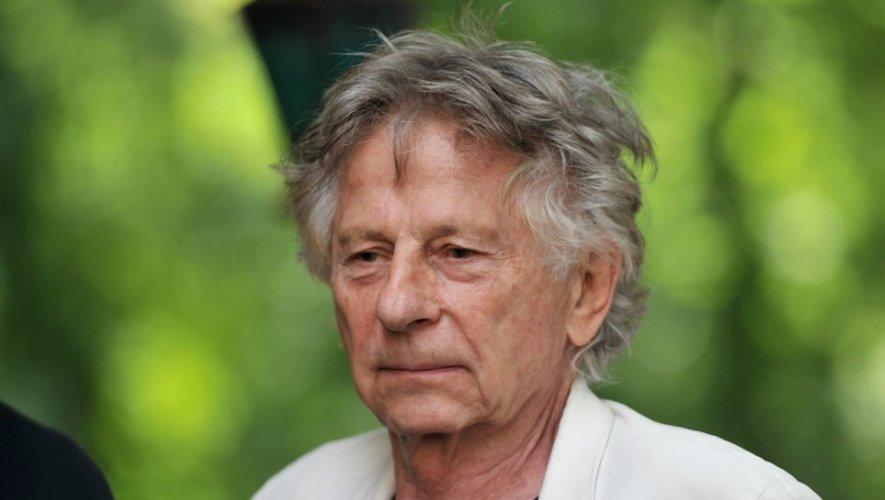 Roman Polanski, le 28 août 2016 à Chanceaux-près-Loches
