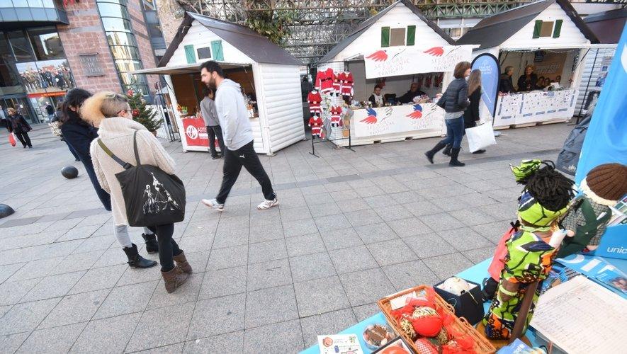 L'agenda des marchés et animations de Noël en Aveyron